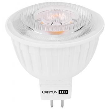 Лампа светодиодная CANYON LED MRGU53/8W230VN60
