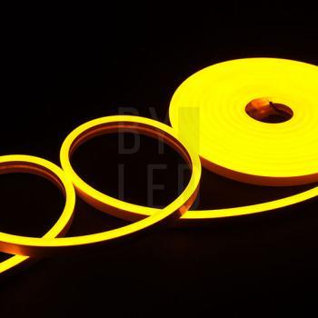 Светодиодная лента 24 BLS2835-120-24-9.6-Y-NEON