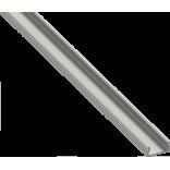 Светодиодный профиль накладной, алюминиевый, анодированный SF-1607