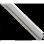 Светодиодный профиль угловой, алюминиевый, анодированный SFC-1717