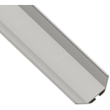 Светодиодный профиль угловой, алюминиевый, анодированный SFC-3030