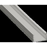 Светодиодный профиль накладной алюминиевый, анодированный SF-2512
