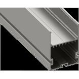 Светодиодный профиль подвесной, алюминиевый, анодированный LS-5070