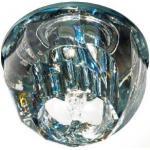 Светильник декоративный JD67 JCD9 35W G9 прозрачный,хром
