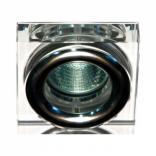 DL8231 MR16 50W G5.3 прозрачный, хром