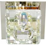 Светильник потолочный, JCD G9 с многоцветным стеклом, с лампой, 8843