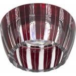 Светильник потолочный, MR16 G5.3 с красным стеклом, хром с лампой, CD2324