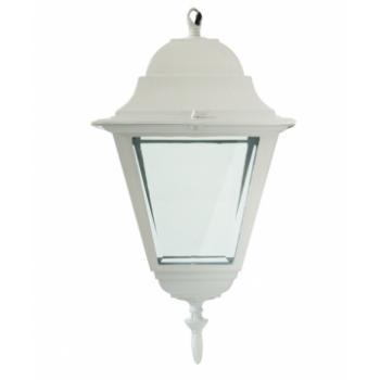 Светильник садово-парковый, 100W 230V E27 белый, 4205