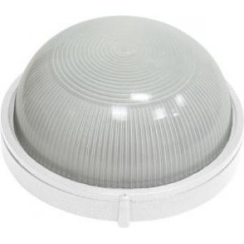 Светильник накладной, 230V Е27, белый, НПО11-100-01