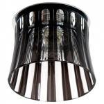 Светильник потолочный, JCD9 G9 с черным стеклом, с лампой, CD2318