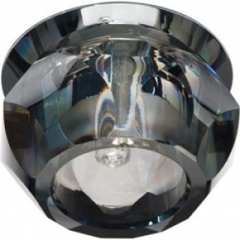 Светильник потолочный, JCD9 35W G9 прозрачный,хром, JD161