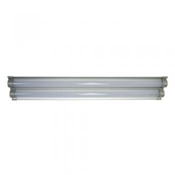 Светодиодный настенный светильник 240LEDs 4500K 2*18W в пластиковом корпусе, AL5047