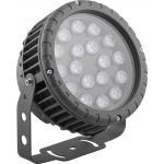 Светодиодный светильник ландшафтно-архитектурный Feron LL-884 85-265V 18W 2700K IP65