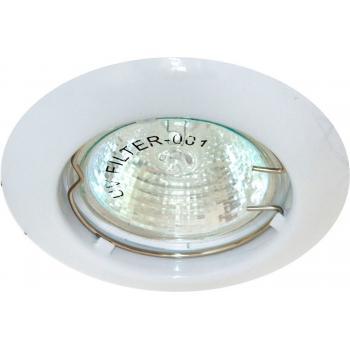 Светильник потолочный, MR11 G4.0 белый, DL110А