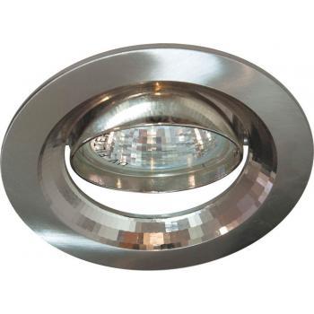 Светильник потолочный, MR16 G5.3 титан, DL2009