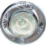 Светильник потолочный, MR16 G5.3 титан-хром, DL246