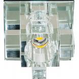 Светильник потолочный 10W 220V/50Hz 600Lm 3000K прозраный, прозрачный, 1525