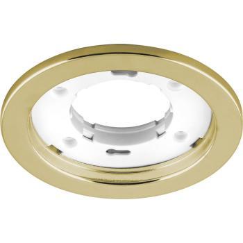 Светильник,11W 230V GX53, золото без лампы, DL53