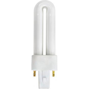 Лампа люминесцентная одноцокольная, 11W 1U/T4 2P G23 6400K, EST1