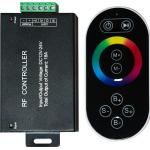 Контроллер для светодиодной ленты с П/У черный, 18А12-24V, LD55, артикул 21557