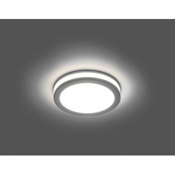 Светодиодный светильник Feron AL600 встраиваемый 7W 4000K белый