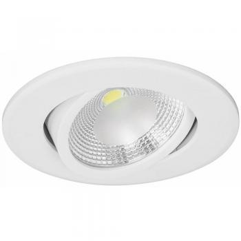 Светодиодный светильник встраиваемый со светодиодами AL700, 5W, 375 Lm, 3000К, белый