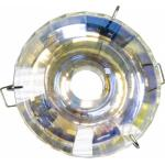 Светильник потолочный, MR16 G5.3 с многоцветным стеклом, хром, DL4158