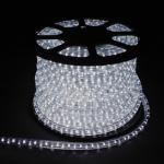 Дюралайт (световая нить) со светодиодами, 5W 50м 230V 7000K 144LED/м 11х30мм, белый 7000K, LED-F5W