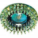 Светильник потолочный,MR16 50W G5.3,черный,хром,СD2540