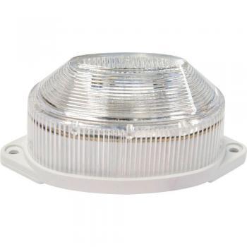 Светильник-вспышка (стробы) 3,5W 230V, красный, ST1A