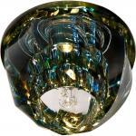 Светильник потолочный,JCD9 35W G9, прозрачный, коричневый,JD67