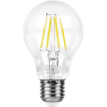 Лампа светодиодная, (5W) 230V E27 2700K, LB-56