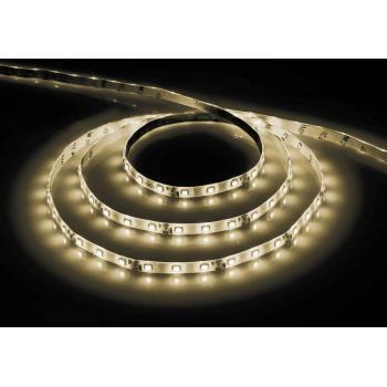Cветодиодная LED лента Feron LS606, готовый комплект 5м 60SMD(5050)/м 14.4Вт/м IP20 12V 3000К