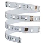 Лента светодиодная, 30SMD(5050)/m 7.2W/m 12V 5m теплый белый, LS606