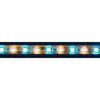 LS610 IP63, Цвет свечения: красный-зеленый-синий/белый (чередование) , 5m , 9.6W/m