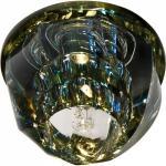 Светильник потолочный,JCD9 35W G9, желтый, хром, JD67