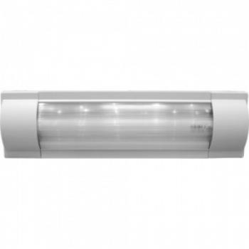 Светильник люминесцентный, 18W 230V T8 с лампой, белый, CAB4(TL3015)