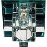Светильник потолочный, JCD9 G9 с сиреневым стеклом, с лампой,1525