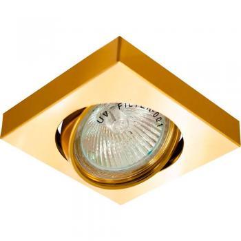 Светильник потолочный, MR16 G5.3 хром, DL163