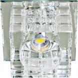 Светильник потолочный 10W 220V/50Hz 600Lm 3000K прозрачный, прозрачный, JD106