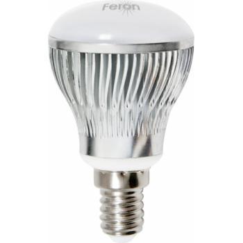 Лампа светодиодная, 63LED(7W) 230V E14 7000K, LB-50
