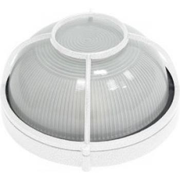 Светильник накладной, 230V Е27, белый, НПО11-100-04