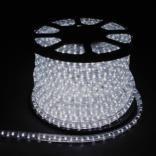 Дюралайт (световая нить) со светодиодами, 5W 50м 230V 144LED/м 11х30мм, белый 3000K, LED-F5W