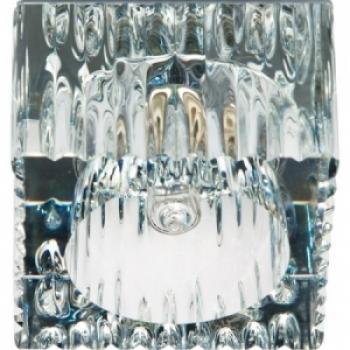 Светильник потолочный, JCD9 35W G9 прозрачный,золото, JD181