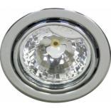 Светильник мебельный, JC G4.0 титан, с лампой, DL3