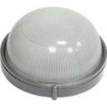 Светильник накладной, 230V Е27, серебро, НПО11-100-01