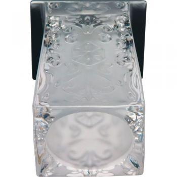 Светильник потолочный,JCD9 35W G9 прозрачный,хром (с лампой), CD2999