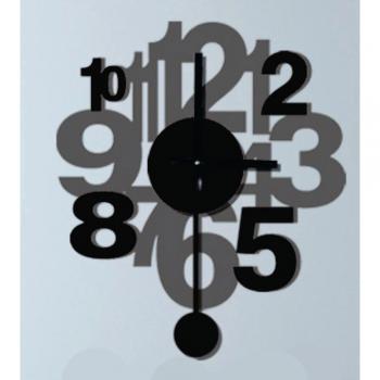 Часы-наклейка 1*AА батарея (в комплект не входит), NL33