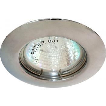 Светильник потолочный, MR11 G4.0 хром, DL110А