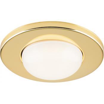 Светильник потолочный, R50 E14 золото, 1713